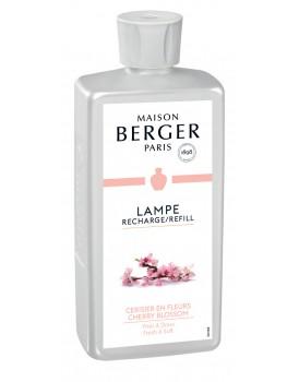 Lampe Berger huisparfum Cerisier en Fleurs 500ml