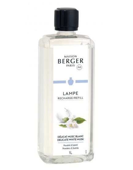 Lampe Berger huisparfum Musk blanc 1000ml