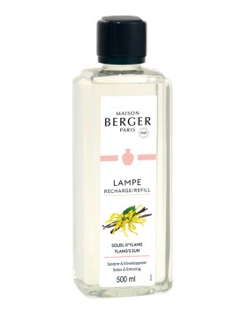 Lampe Berger huisparfum Soleil d'Ylang500 ml