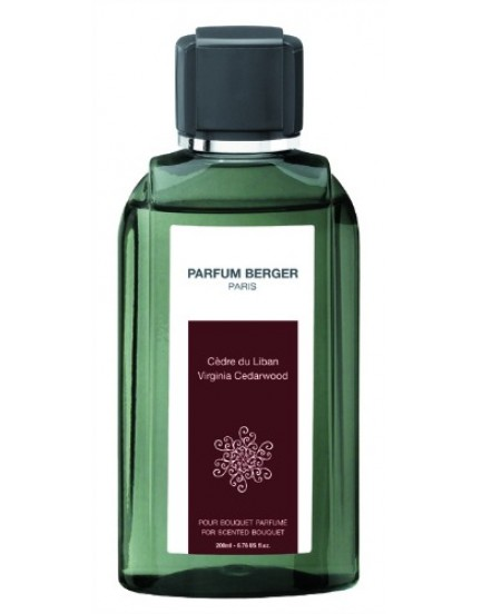 Parfum Berger navulling 200 ml Cedre du Liban