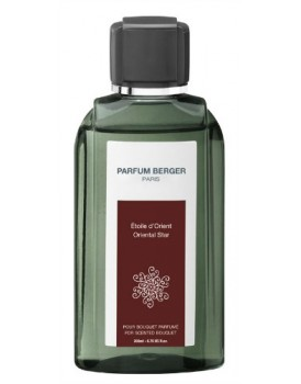 Parfum Berger navulling 200 ml Etoile d'Orient