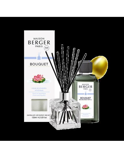 Parfum Berger Bouquet Cube set Fleur de Nymphea