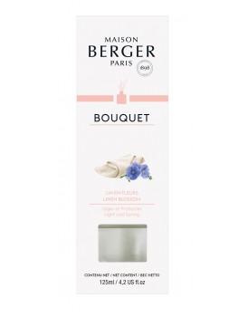 Parfum Berger Bouquet Cube Lin en fleurs