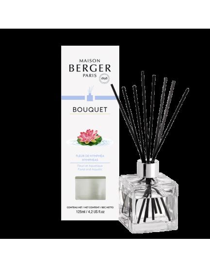 Parfum Berger Bouquet Cube Fleur de Nymphea
