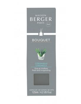 Parfum Berger Bouquet Cube citronelle