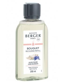 Parfum Berger navulling 200 ml Lin en fleurs