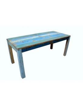 Sloophouten tafel 160 x 90 cm