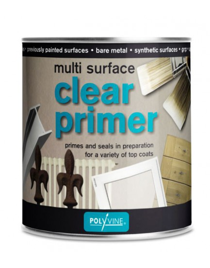 Polyvine clear primer 500ml
