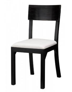 Sissit eetkamerstoel Bloom (showroommodel zwart)