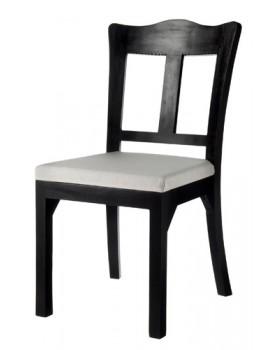 Sissit eetkamerstoel Grand (showroommodel zwart)