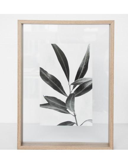 Urban Nature Culture fotolijst dubbelglas naturel L