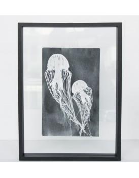 Urban Nature Culture fotolijst dubbelglas zwart L