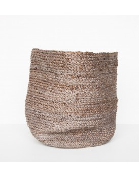 Urban Nature Culture mand jute cinder L