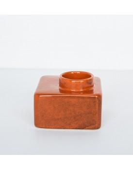 Urban Nature Culture  waxinelicht houder aardewerk koi