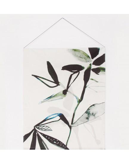 Urban Nature Culture  wandplaat leaf