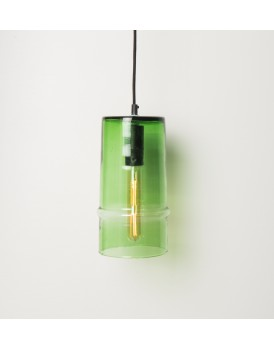 Urban Nature Culture glazen hanglamp Costa verde