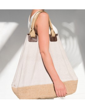 Urban Nature Culture  shopper XL sand