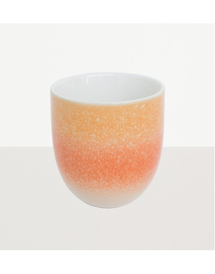 Urban Nature Culture beker orange foam