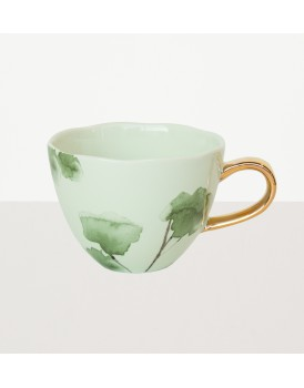 Urban Nature Culture good morning cup Happy sunshine seafoam