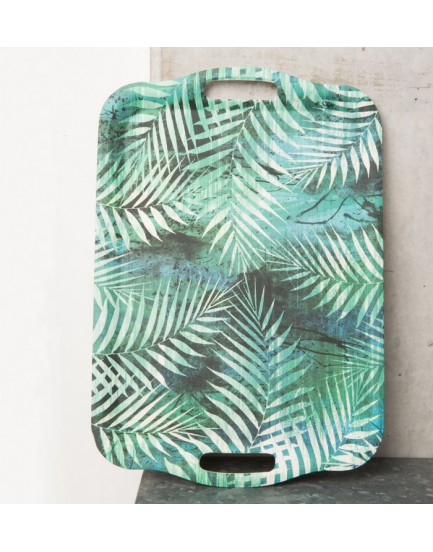 Urban Nature Culture  bamboo dienblad palm tree