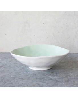 Urban Nature Culture  aardewerk schaal celadon