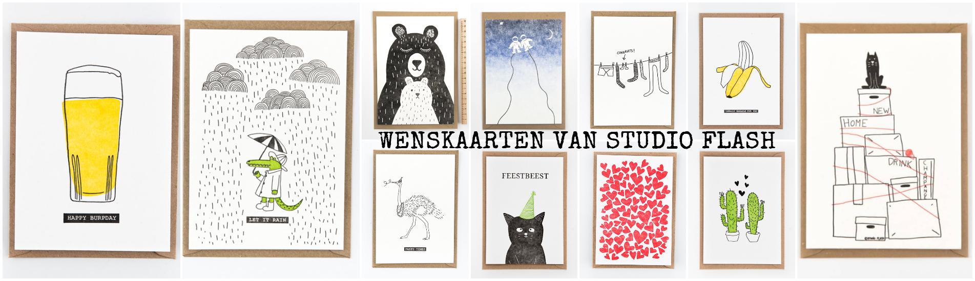 banner-studio-flash-letterpress-wenskaarten