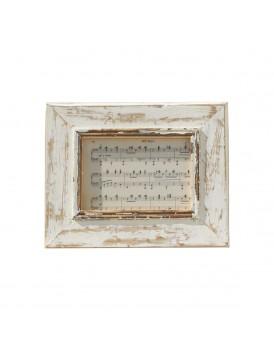 Dassie Artisan gugu sloophouten fotolijst A6 wit