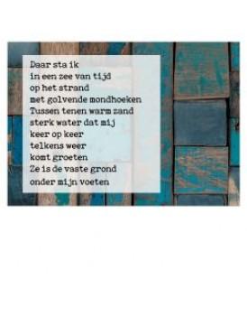 Postkaart gedicht Ariena Ruwaard 4