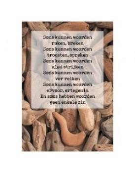 Postkaart gedicht Ariena Ruwaard 9