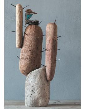 Postkaart drijfhout 6