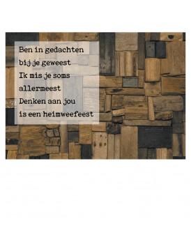 Postkaart gedicht Ariena Ruwaard 12