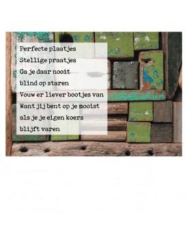 Postkaart gedicht Ariena Ruwaard 13