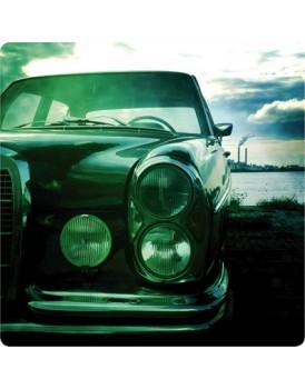 Het grote avontuur oldtimers Mercedes