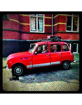 Het grote avontuur oldtimers Renault 4