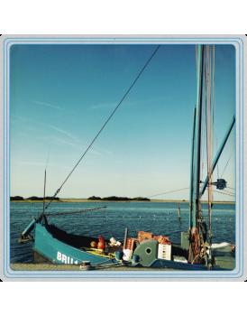 Het grote avontuur zeeland vissersboot