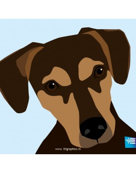 Hondenkaart 10