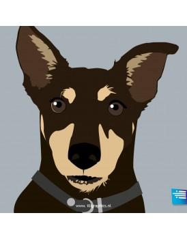 Hondenkaart 9