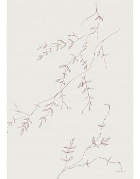 postkaart Inkylines jasmijn