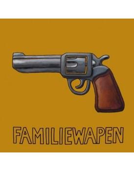 Postkaart Edart familiewapen