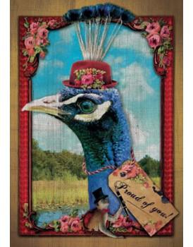 Postkaart Kaartje of kip 23