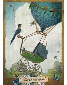 Postkaart Kaartje of kip 6