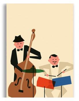 Postkaart cartoon 6