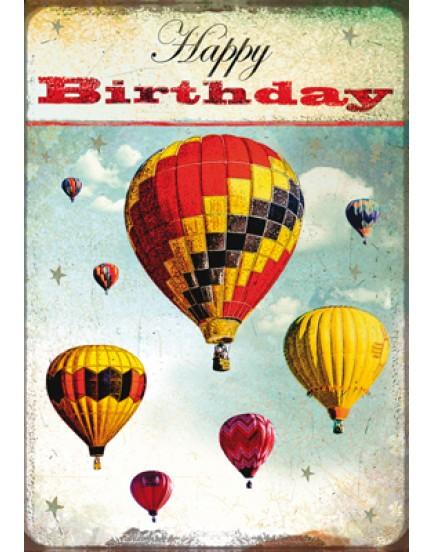 Postkaart happy birthday 4