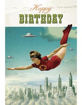 Postkaart happy birthday 5