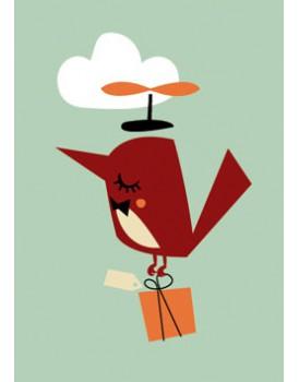 Postkaart cartoon 37