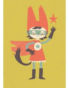 Postkaart cartoon 20