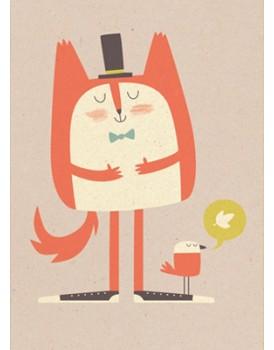 Postkaart cartoon 8