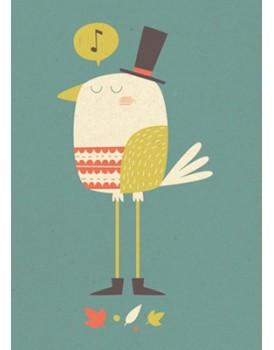 Postkaart cartoon 14