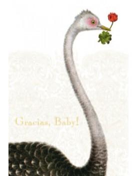 Postkaart Enfin La Voila 7