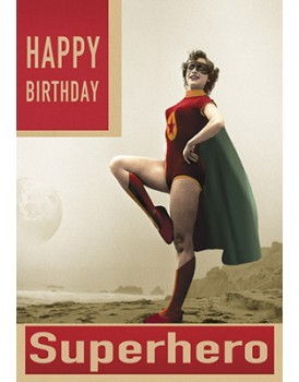 Postkaart happy birthday 10